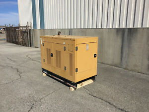Olympian 25 Kw Propane Natural Gas Generator Ford Engine 103 Hours