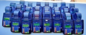 lot Of 23 Hypercom T7plus t7 Plus Pos Credit Card Machines Terminals as is
