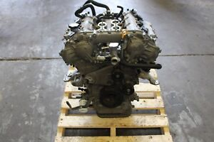 2010 Nissan Gt R R35 Vr38 3 8l Twin Turbo Oem Engine Long Block Assy 28k