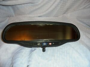 2010 Chevy Cobalt Rear View Mirror With Telematics Onstar