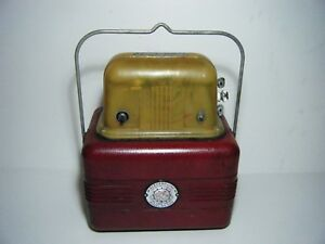 Vintage 1942 Electro line Electric Fence Charger Model 4302