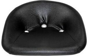 Universal Tractor Seat Padded Steel Pan Seat For Tractors Fits Many Models