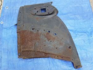 1938 Chevrolet Chevy Passenger Side Grill Shell Coupe Or Sedan