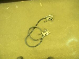 Lineman Jumper Cable 6 ft Long Used Free Shipping