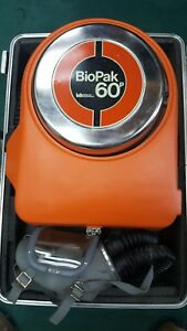 Biopak 60 60 Minute Self Contained Oxygen Breathing Apparatus