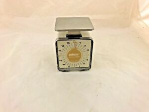 Pelouze Vintage Scale 16 Oz Model K16ss In Good Working Condition