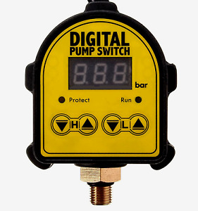 Pressure Switch Controller Digital Automatic Water oil air compressor Pump