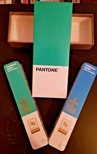 New 2013 Pantone Plus Series Formula Guide Coated uncoated 50th Anniversary