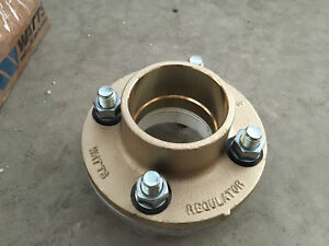 Watts 3lf3100 Dielectric Flange 3 In Fip X Solder 175psi