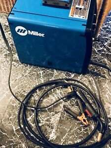 Miller 175 Welder Wire Mig Great Condition Barely Used Stored