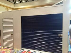 Duro Steel Janus 12 Wide By 9 Tall 1950 Series Insulated Roll up Door Direct