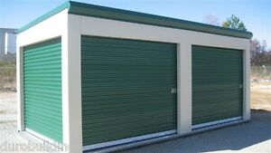 Duro Steel Janus 10 Wide By 8 Tall 1950 Series Insulated Roll up