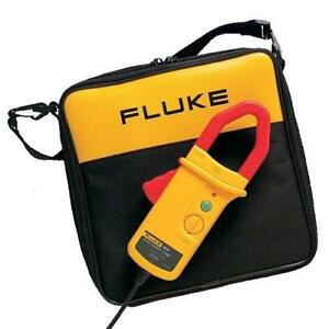 Fluke I410 kit Ac dc Current Clamp Kit With Carry Case 600v Voltage 400a