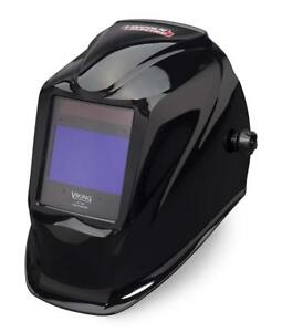 Lincoln Electric Viking 2450 Black Welding Helmet With 4c Lens Technology