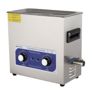 6l Gt Sonic Dental Lab Use Professional Ultrasonic Cleaner Top grade Material