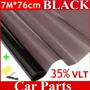 2ply 30 X23 Ft Roll Window Tint Film 35 Vlt Car Auto Home Office Glass Shade