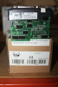 Automation Direct D2 dcm Dl205 Directnet Communication Module 1 Port