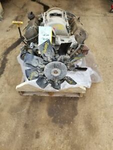 Engine 8 318 5 2l Gasoline Vin Y 8th Digit Fits 98 03 Dodge 1500 Van 164637