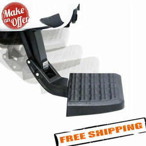 Amp Research 75312 01a Bedstep Bumper Tailgate Step For 2015 2018 Ford F150