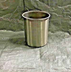 Vollrath Stainless Steel Food Storage Container Nsf 78780 10 High X 8 5 Wide
