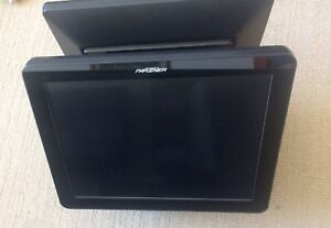used Partner Tech All in one Pos System 15 Led 4gb Touchscreen
