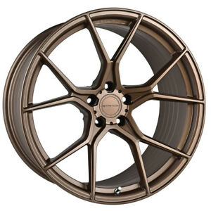 19 Stance Sf07 Forged Bronze Concave Wheels Rims Fits Ford Mustang Gt
