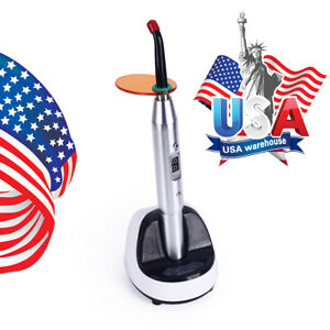 usa dental Rechargable Cordless Led 12w Curing Light Jas 2001b 100 240v 3500mah