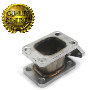 Brand New T3 To T3 Turbo Flange Adapter Conversion With 38mm Wastegate Flange