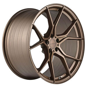 20 Stance Sf07 Bronze Concave Wheels Rims Fits Dodge Charger Rt Se Srt8