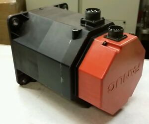 Fanuc Motor From Fanuc S400 Robot Used 1 Piece