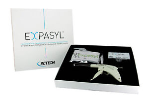 Expasyl Acteon Dental Temp Gingival Retraction Paste Strawberry Flavor fda