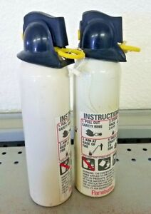Halon Fire Extinguisher Flamebuster 1211 1301 1 b c Two Pack