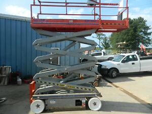 Skyjack Sj3226 Scissor Lift Jlg genie 3226 Scissor Lift Low Hours