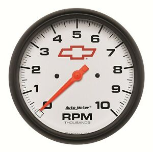 Autometer 5898 00407 Gm Series In dash Electric Tachometer