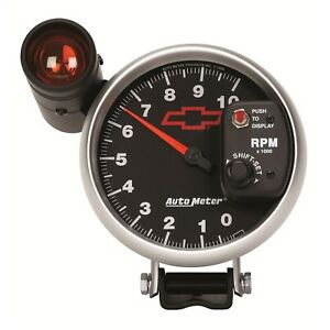 Autometer 3699 00406 Gm Series Shift lite Tachometer