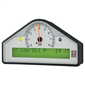Autometer St8100 B Pre Configured Race Display