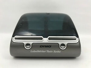 Dymo Label Writer Twin Turbo Model 93085 Used Missing Cords