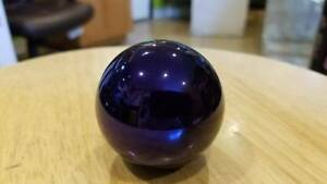 Candy Purple Weighted Ball Shift Knob Fits Some Honda acura toyota subaru nissan