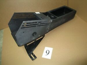 98 11 Ford Crown Victoria Police Center Console 9 Crown Vic Pro Copper Holder