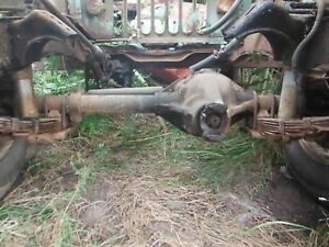 Jeep Cj Dana 30 Narrowtrack Front Axle Assembly 3 73 Will Ship