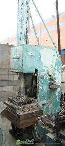 50 Ton X 18 Used Hannifin Hydraulic Press 500 41 6649