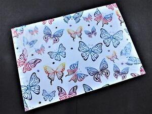 100 14 5x19 Colorful Butterfly Mailers Poly Shipping Envelope Boutique Bag