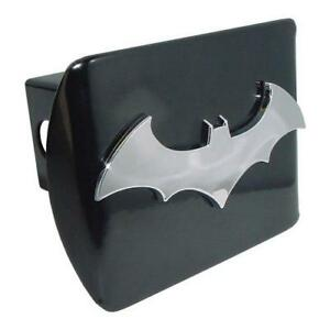 Elektroplate Batman 3d All Metal Black Hitch Cover
