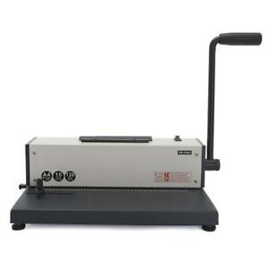 Rayson Pd 1501 Coil Binding Machine With Electric Inserter
