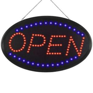 Neon Sign Open Led Business Open Sign Advertisement Board Electric Display