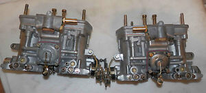 Weber 40 Idf 68 69 Carburetors