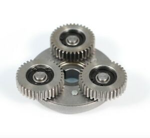 Electric Vehicle Brushless Motor Metal Steel Gear 36teeths Gear 608 Bearing One