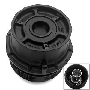 Oil Filter Housing Cap Assembly For Toyota Prius 2010 14 Prius V 2012 14 1 8l