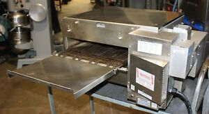Used Lincoln Impinger Model 1301 4 Electric Conveyor Pizza Oven
