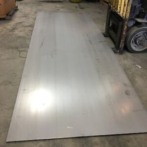 48 X 186 304 Ss Stainless Steel Sheet Plate Flat Stock 3 16 Thick